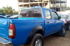 Nissan Frontier 2005 Blue for sale