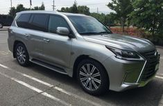 Lexus LX 2017 in good condition for sale