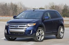 2011 Exotic Ford edge for sale