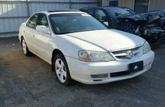 Well maintained acura tl sound engine 2003