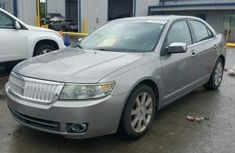 Well Kept Lincoln MKZ 2008 for sale