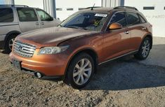 Well kept 2003 Infiniti FX45 for sale