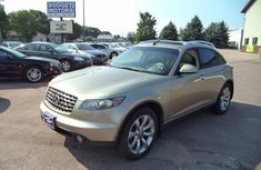 Good used 2005 Infiniti FX45 for slae