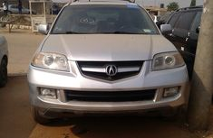 Toks 2006 Model ACURA MDX silver for sale