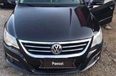 Volkswagen Passat 2011 model