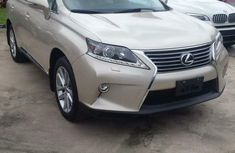 Very clean and good lexus 2010 gold sounding engine leather interior for sale