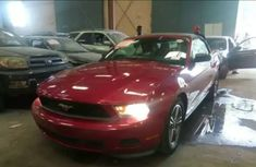 2011 Ford Mustang Convertible in good condition for sale