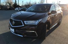 2017 Acura MDX SH-AWD in good condition for sale