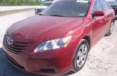 Toyota Camry 2012 Red for sale