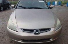 Honda 2010 Gold for sale