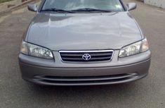 Clean sharp Toyota Camry 2001 grey for sale