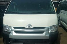 CLEAN TOYOTA HIACE BUS 2012 WHITE FOR SALE