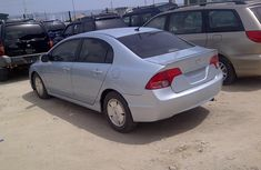 Very clean honda civic 2000 model blue for sale