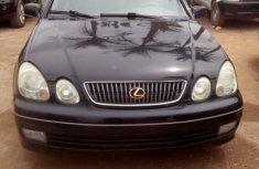 Toks 2003 Model Lexus GS300 black for sale