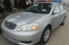 Foreign used Toyota corolla 2004 for sale