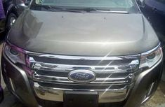2010 tokunbo Ford edge for sale