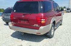 2001 Toyota Sequoia For Sale