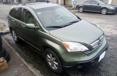 2008 neat tokunbo Honda CR V for sale
