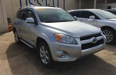 Foreign used Toyota rav4 2006 silver