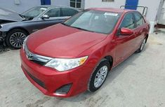 CLEAN AND NEAT TOYOTA CAMRY 2012  FOR SALE