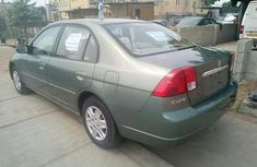 Foreign used Honda civic 2002 for sale