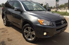 Foreign used Toyota rav4 2006 Grey for sale