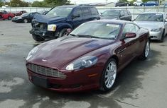 Aston Martin DB9 2009 Red for sale