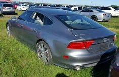 AUDI A7 2009 Grey for sale