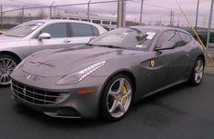 Ferrari F1 2008 Grey for sale