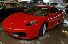 FERRARI F430 2011 RED FOR SALE