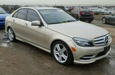 Clean And Well Maintain 2011 Neat Mercedes-Benz c300