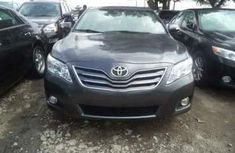 Foreign used Toyota Camry 2008 black