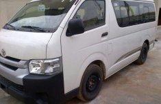 2012 Clean Toyota  haice bus for sale