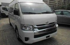 Toyota Hummer Bus 2014 White for sale