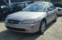 2006 HONDA ACCORD SILVER FOR SALE