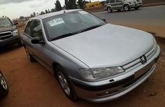 2002 clean Peugeot 406 for sale