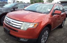 Ford Edge 2005 red for sale