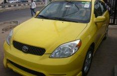 2004 clean Toyota matrix for sale