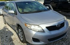 2010 Toyota corolla  for sale call miss Janet on 08136979240