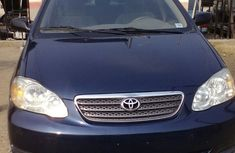 Foreign used Toyota corolla 2004