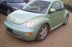 volkwagon bettle  2004 for sale