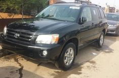 2007 clean Toyota Highlander for sale