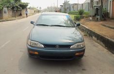 1996 Toyota Camry(coupe) Best Of Toyota Camry Tokunbo Green for sale at Cheaper Price