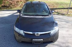 2010 Honda civic black for sale