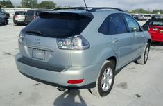 Lexus Rx330 2006 silver For Urgent Sales