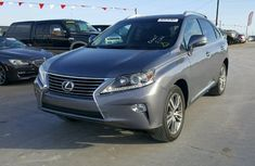Lexus rx 350 2008 Grey going for sale at cheap and affordable rate