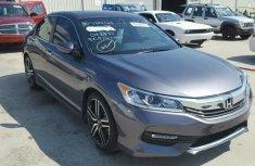 Honda Accord 2017 Grey for sale