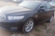 Clean Neat Ford Taurus 2013 Black for sale