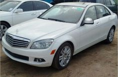 Toks Mercedes Benz c300 4matic 2008 model for sale