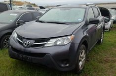 Toyota rav4 2012 Grey for sale